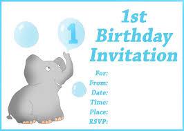 printable st birthday party invitations com printable 1st birthday party invitations for a birthday invitations of your invitation 6
