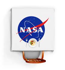 <b>Скатерть квадратная</b> NASA SPACE #2180828 от Jimmy Flash