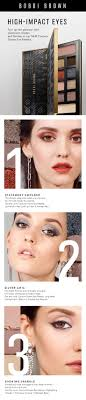 Statement Eyes Using the <b>Couture Drama</b> Palette By <b>Bobbi Brown</b> ...