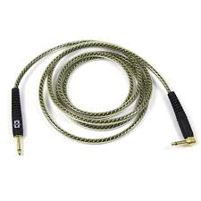 <b>Кабель гитарный Analysis-Plus Yellow</b> Oval G&H Plug Gold with ...