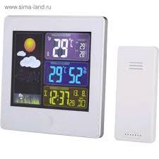 <b>Цифровая метеостанция TFA</b> 35.1133.02, белая (5279430 ...