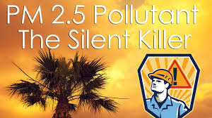 The Invisible Killer PM 2.5 Air Pollutant Explained - YouTube