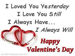 Valentine's Day Quotes. QuotesGram via Relatably.com