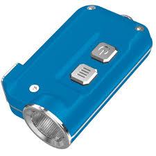 Наключник-<b>фонарь Nitecore</b> TINI <b>BLUE</b> CREE XP-G2 S3 17109