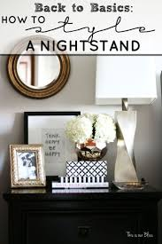 space solutions nightstand tip bedroom blueprint styling