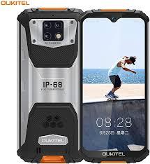 Rugged Mobile Phone, <b>OUKITEL WP6</b> (2020) Smartphone, <b>4G</b> Dual ...