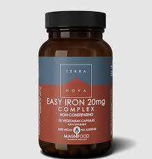 Terranova <b>Easy Iron 20mg</b> Complex – TERRANOVA