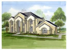 Custom ICF House Plans  Concrete House PlansCustom ICF House Plan