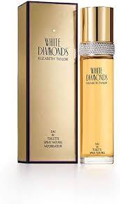 <b>Elizabeth Taylor White Diamonds</b> Eau de Toilette Spray, 100ml ...