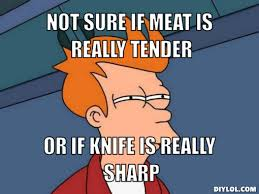 Unsure Fry Meme Generator - DIY LOL via Relatably.com