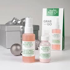 <b>Grab</b> and Go Set - <b>Mario Badescu</b> Drying Lotion - Facial Spray