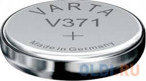 <b>Батарейка Varta</b> SR920SW SR69 <b>V 371</b> 1 шт — купить по лучшей ...
