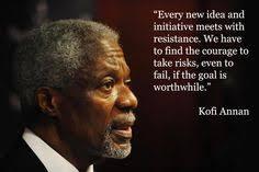 Kofi Annan & Emerson on Pinterest | Ralph Waldo Emerson, Emerson ... via Relatably.com