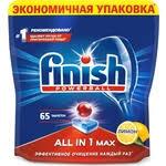 Купить <b>Таблетки для</b> посудомоечной машины (<b>ПММ</b>) <b>Finish All</b> ...