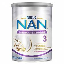 Детское молочко <b>NAN Гипоаллергенный 3</b> Optipro HA с 12 мес ...