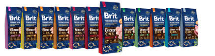 New <b>Brit Premium by</b> Nature - PETworldwide.net