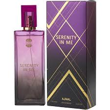 <b>Ajmal Serenity In Me</b> By Ajmal Eau De Parfum Spray 3.4 Oz ...