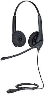 Купить Гарнитура <b>JABRA BIZ</b> 1500 Duo QD, черный в интернет ...