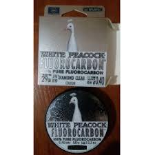 Отзывы о Флюорокарбоновая <b>леска Balsax White Peacock</b>