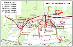 bataille de la ligne de Tannenberg