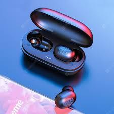 <b>A6X TWS Bluetooth Earphones</b> Fingerprint Touch HD Stereo ...