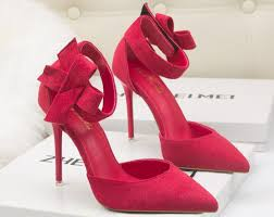 <b>2017 Spring Summer Genuine</b> Red Leather Bottom Women Shoes ...