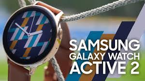 Обзор Samsung Galaxy Watch <b>Active</b> 2: умные и спортивные ...