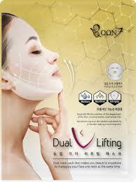 Boon7 Dual V Lifting mask. Набор Антивозрастная <b>маска для</b> ...