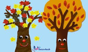 Decorazioni Finestre Scuola Primaria : Gli alberi dellu autunno fantavolando