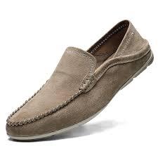Moccasins <b>Men</b> Loafers Driving <b>Shoes Soft</b> Casual <b>Shoes Men Flats</b> ...