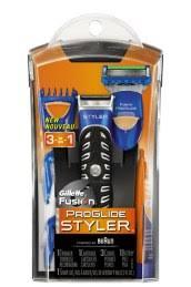 "<b>Станок для бритья</b> ""<b>Gillette</b>"" FUSION ProGlide Styler+насадка д/бор"
