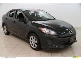 Black Mazda 3 2013 Black Mica Mazda Mazda3 I Sport 4 Door 100715395 Gtcarlot