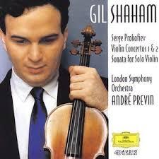 <b>Prokofiev</b>: <b>Violin Concertos</b>, 1 & 2: Amazon.co.uk: Music