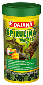 <b>Spirulina Wafers</b>