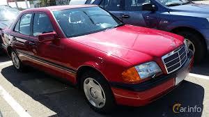 <b>Mercedes</b>-<b>Benz C-Class W202 1993</b> - 1997