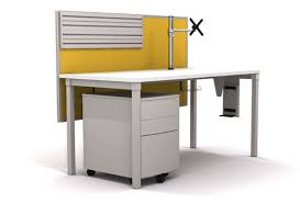 Custom Office Desk Commercial Furniture