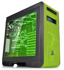 Оригинальный компьютерный <b>корпус Thermaltake Core V51</b> Riing ...
