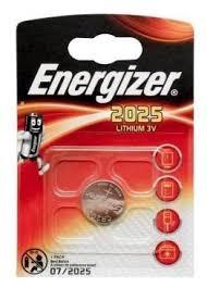 Купить <b>Батарейка Energizer CR2025</b> 1 шт блистер по низкой ...