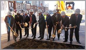 babson capital management and cornerstone real estate advisers break ground on 300 south tryon tower charlotte center city partners babson capital europe offices