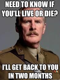 Incompetent Doctor Clarkson memes | quickmeme via Relatably.com