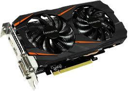 Купить <b>видеокарту Gigabyte GeForce</b> GTX 1060 WINDFORCE 2X ...