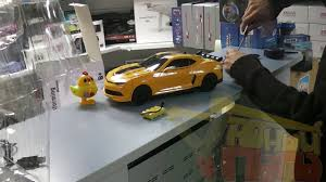 Обзор <b>радиоуправляемого трансформера MZ</b> Chevrolet Camaro ...