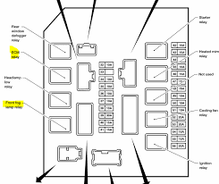 2008 nissan titan engine power driving down interstate gas gauge you can try swapping the ecm relay the fog light relay and see if the truck will start here is a diagram of the box so you know which relay is which
