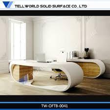 acrylic office desk oem design acrylic office table set modern secretary desk acrylic office furniture home