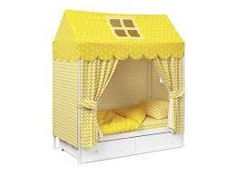 <b>Капризун Белье постельное домик</b> белый/желтый | www ...