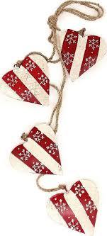 <b>Гирлянда EnjoyMe</b> Christmas Hearts en_ny0006 <b>подвесная</b> ...