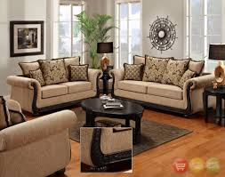 Modern Living Room Sets For Delray Traditional Sofa Amp Love Seat Living Room Furniture Set