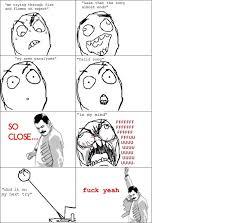 Freddie Mercury Rage Pose Meme | WeKnowMemes via Relatably.com