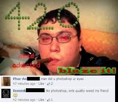 Quality weed my friend, quality weed | 420 | Know Your Meme via Relatably.com