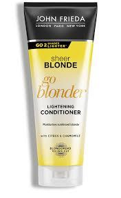 <b>Кондиционер для светлых волос</b> Go Blonder Осветляющий | John ...
